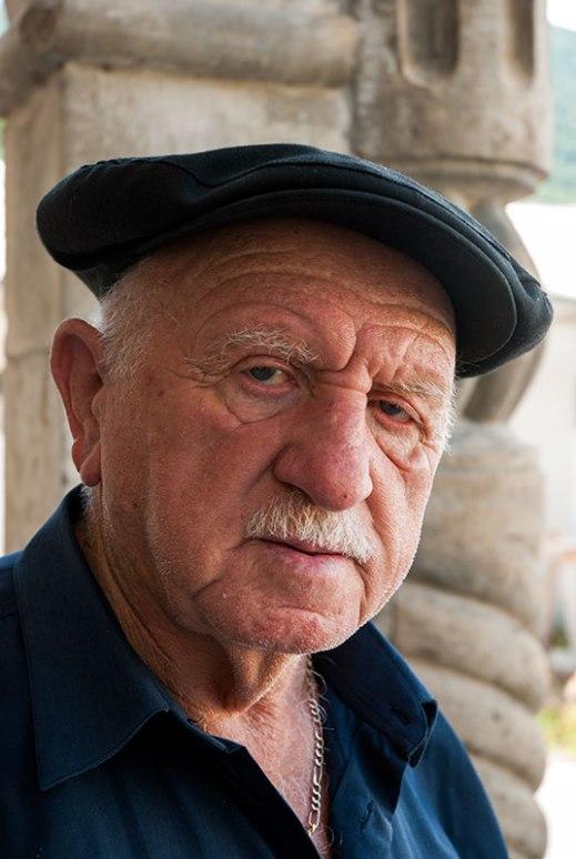 Jewish Man, Oni, Racha-Lechkhumi and Kvemo Svaneti Region, Georgia