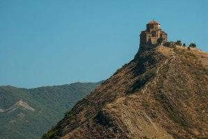Jvari Monastery, Mtskheta-Mtianeti Region, Georgia