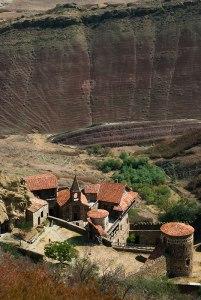David Gareja Monastery, Kakheti Region, Georgia